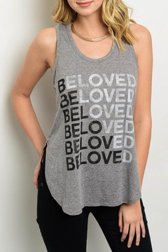 Cefian Beloved Tank Top - Product List Image