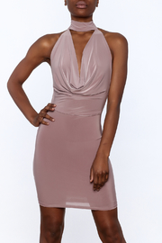 Shoptiques Product: Mauve Bodycon Dress