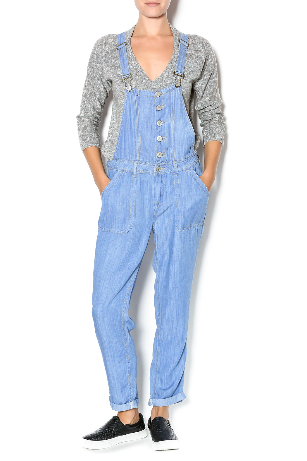 chambray overalls shoptiques