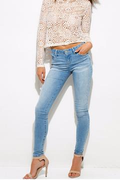 Celebrity Pink  Perfect Skinny Jeans - Product List Image