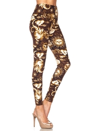 New Mix Celestial Print Legging - Product Mini Image