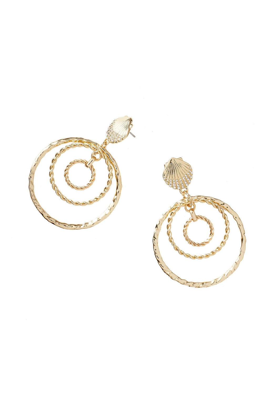 Lilly Pulitzer Celestial Seas Earring - Main Image