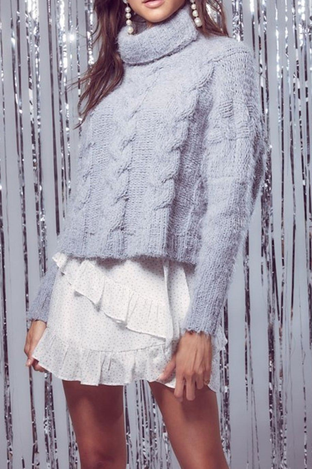 SAGE THE LABEL Celestial Sweater - Main Image