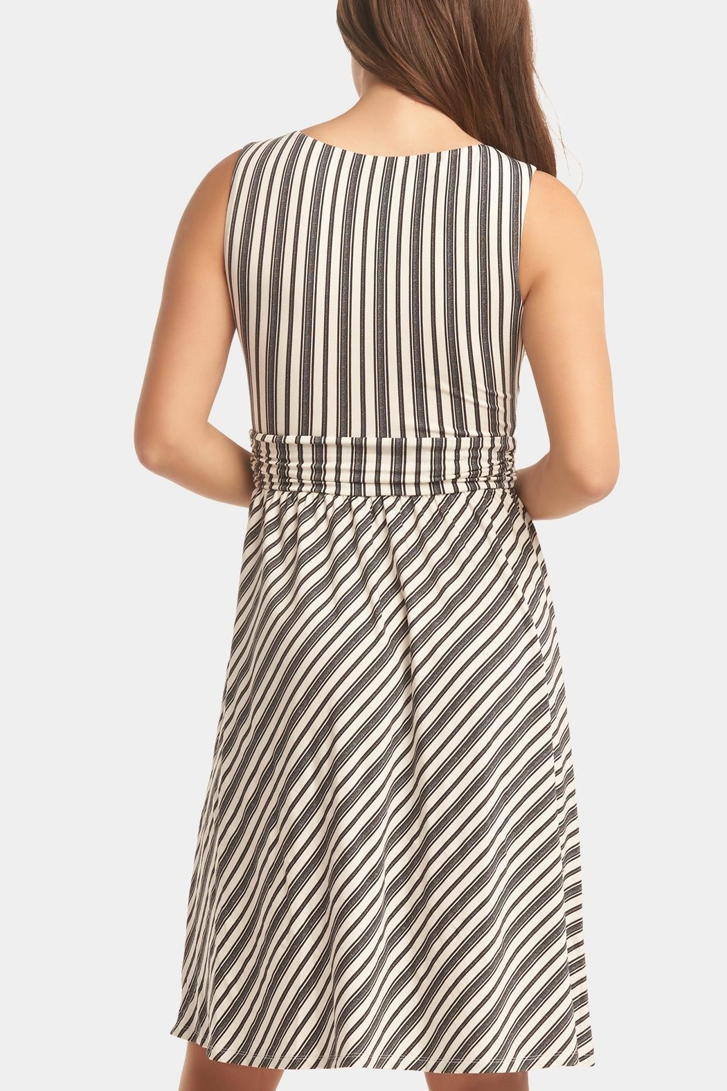 Tart Collections Celia Print Dress - Side Cropped Image