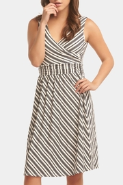 Tart Collections Celia Print Dress - Front full body