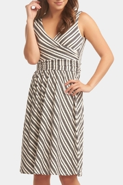 Tart Collections Celia Print Dress - Front cropped