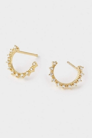 Gorjana Celine Small Wrap Studs - Product Mini Image