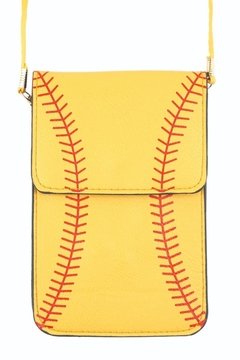 Shoptiques Product: Cell-Phone Cross-Body-Bag