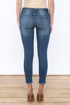 Cello Jeans Crop Skinny Jeans - Alternate List Image