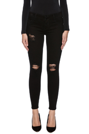 Cello Jeans Distressed Skinny Jeans - Side cropped