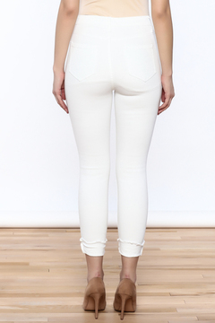 Cello Jeans Fray Cuff Jeans - Alternate List Image