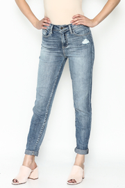 Cello Jeans Girlfriend Jeans - Product Mini Image