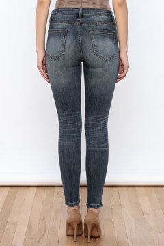 Shoptiques Product: Mid-Rise Ankle Skinny