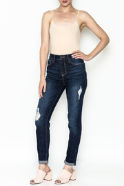 Cello Jeans Mid Rise Slim Jeans - Side cropped