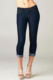 Cello Jeans Cello Skinny Capris - Product Mini Image