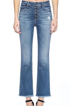 Cello Jeans Cropped Flare - Product List Image