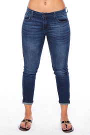 Cello Jeans Cropped Skinny Jeans - Product Mini Image