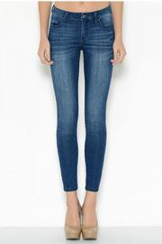 Cello Jeans Dark Wash Denim - Product Mini Image