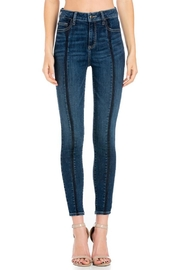 Cello Jeans Front-Seam Skinny Jean - Product Mini Image