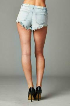 Cello Jeans High Waisted Cutoffs - Alternate List Image