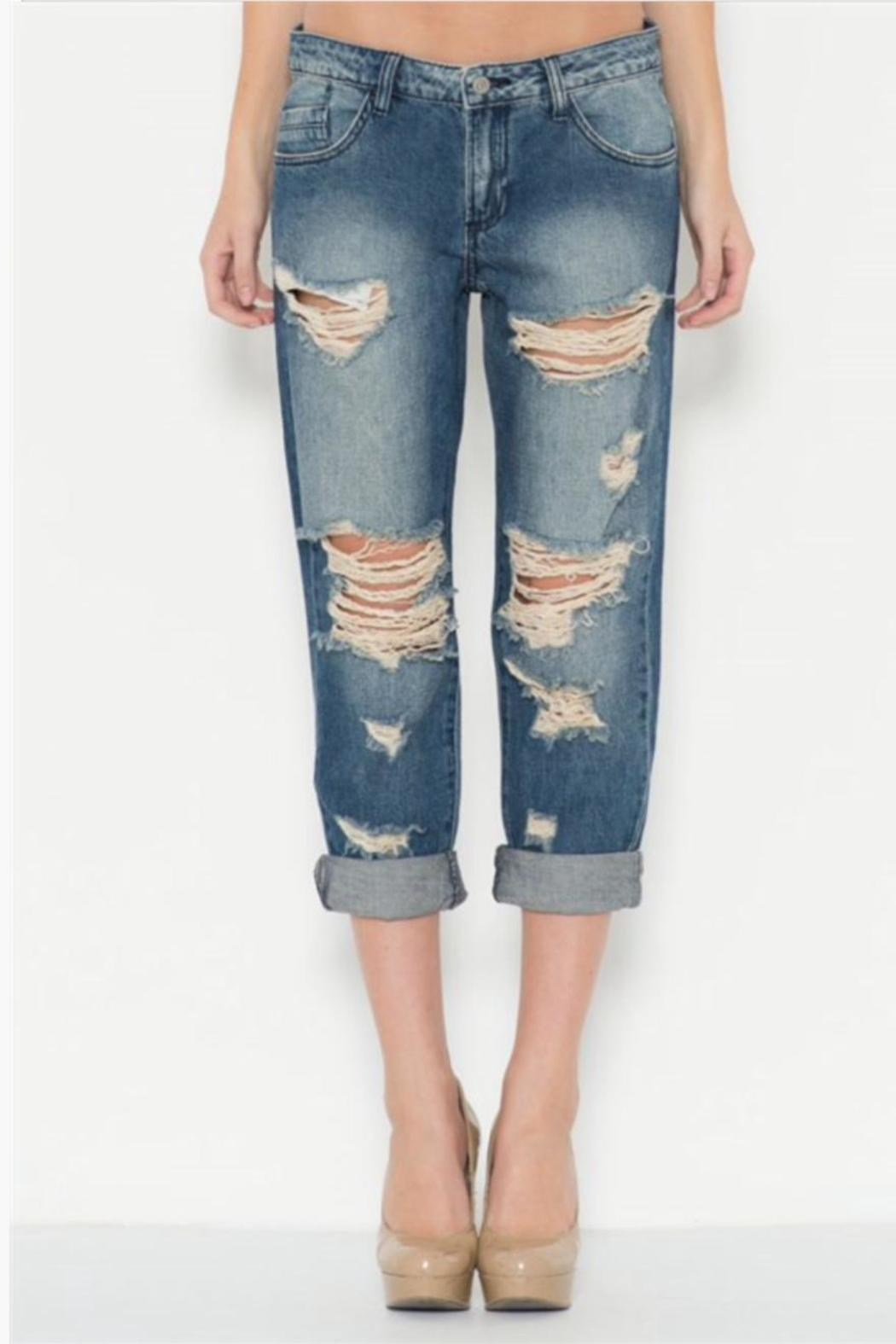 latest trends of 2019 size 40 newest Cello Jeans Vintage Boyfriend Jeans from Nevada by Tipsy ...