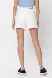 Cello Jeans Vintage High Rise Mom Shorts - Other