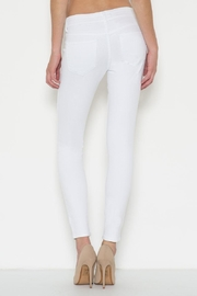 Cello Jeans White Distressed Jeans - Side cropped