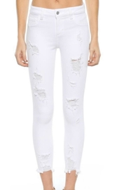 Cello Jeans White Skinny Jeans - Product Mini Image