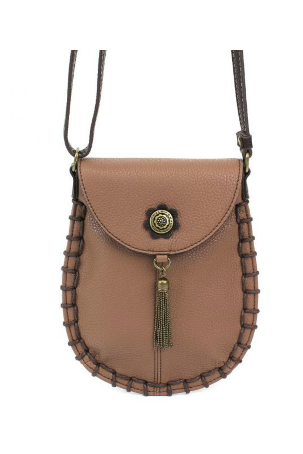 Chala Handbags Cellphone Crossbody Front Cropped Image