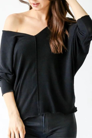 Six Fifty Center Seam Dolman Sleeve Top - Product Mini Image