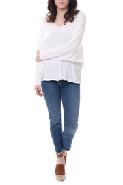 Six Fifty Center Seam Dolman - Product Mini Image