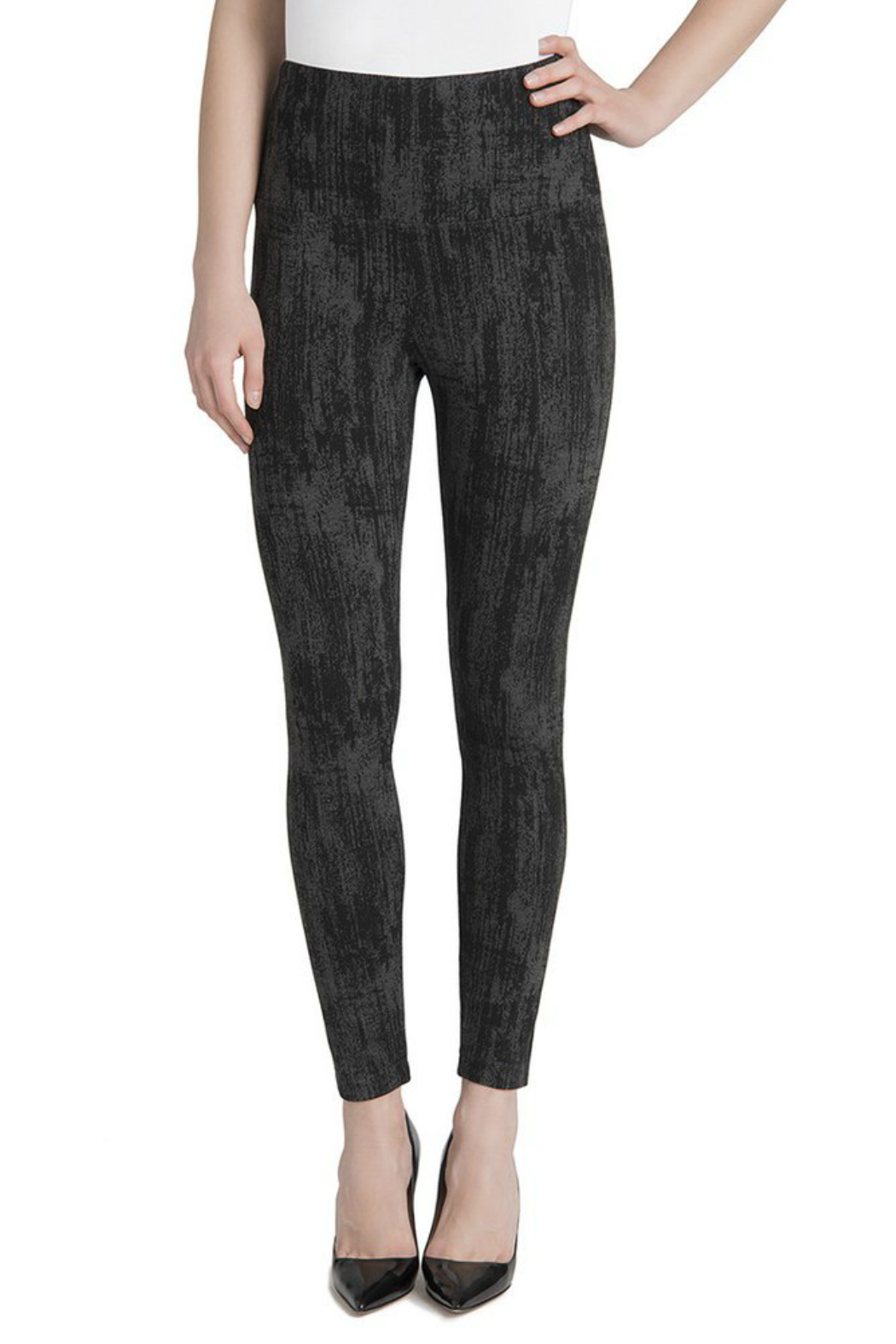 Lysse Center Seam Ponte Legging - Main Image