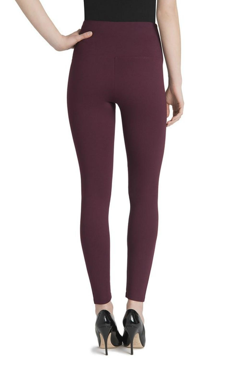 Lysse Center Seam Ponte Legging - Side Cropped Image
