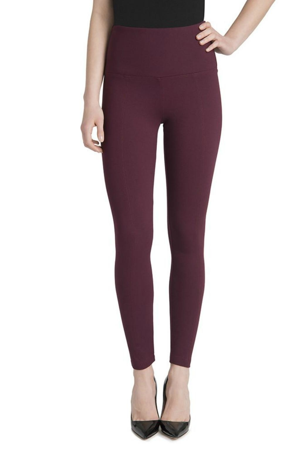 Lysse Center Seam Ponte Legging - Front Cropped Image
