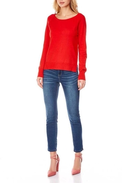 Best Mountain Center Seam Sweater - Product List Image