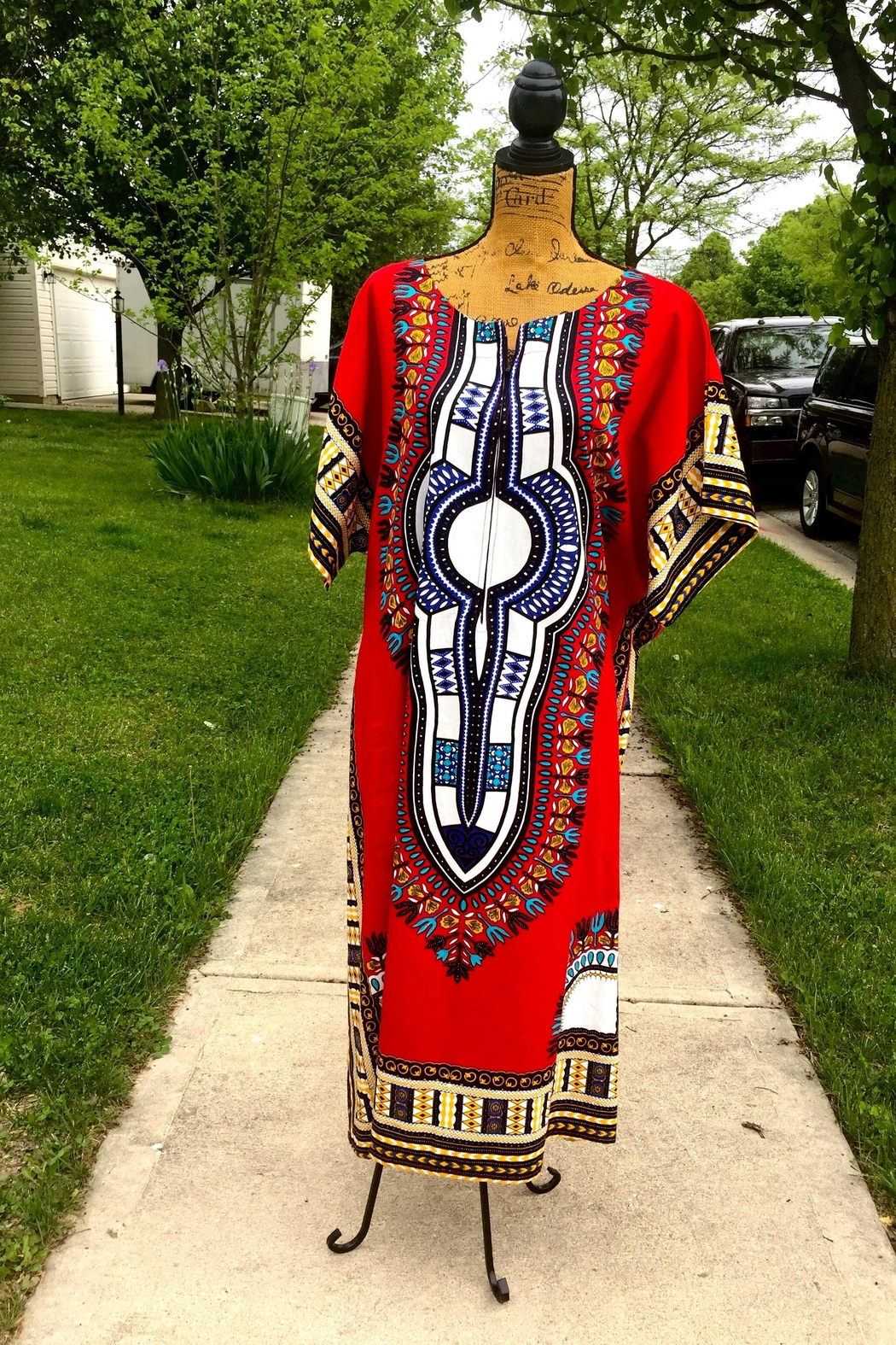 Love's Hangover Creations Central African Kaftan - Main Image