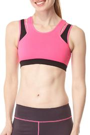 Central Park Active Double Sports Bra - Product Mini Image