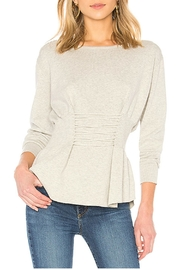 Central Park West Corset Sweater - Product Mini Image