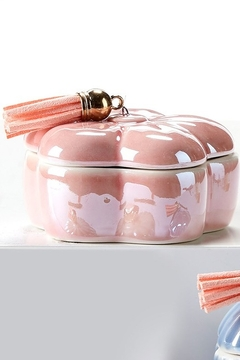 Shoptiques Product: Ceramic jewelry box