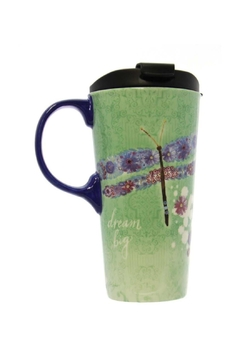 Evergreen Enterprises Ceramic Travel Cup - Product List Image