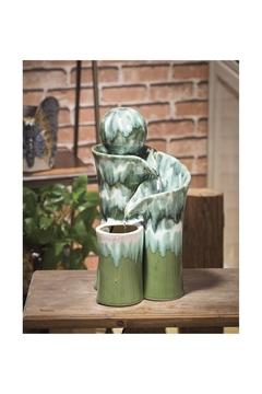 Evergreen Enterprises Ceramic Water Fountain - Alternate List Image