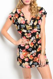 Ceres Floral Mini Dress - Product Mini Image