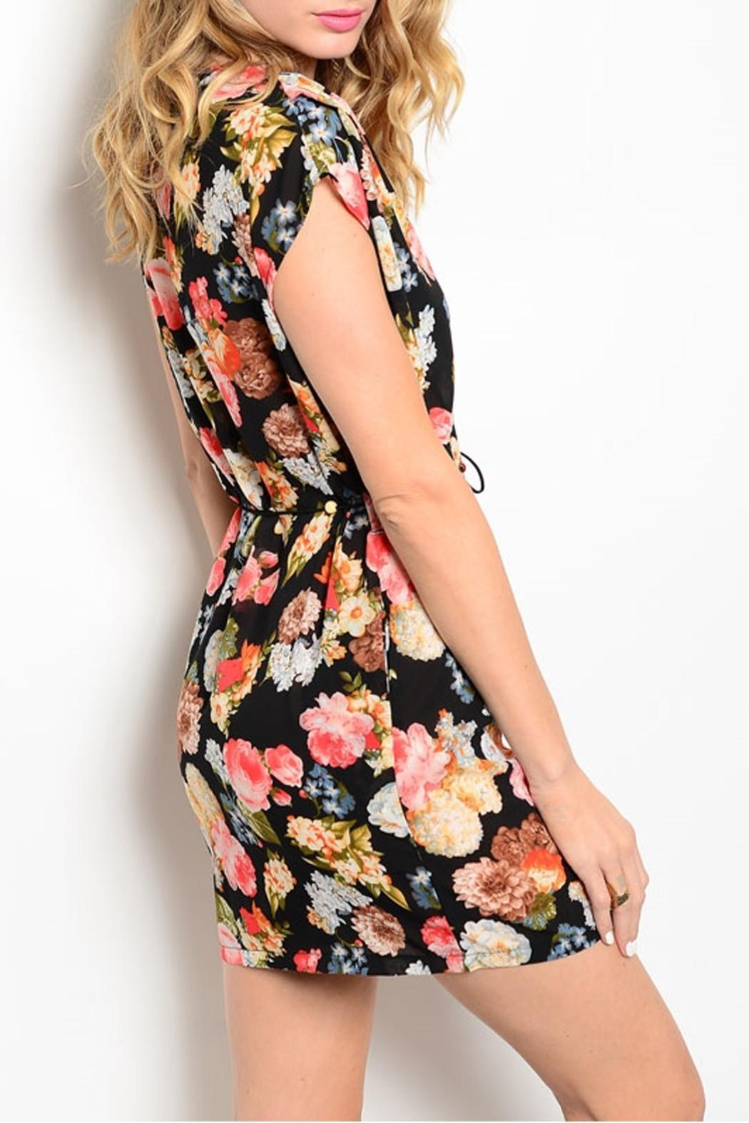 ceres floral mini dress from new jersey by the g g s big closet