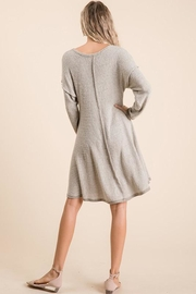 Ces Femme Brushed-Knit Swing Dress - Other