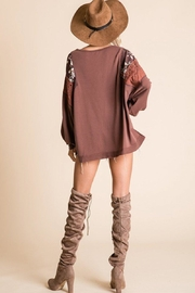 Ces Femme Mix-Match Boxy Top - Other
