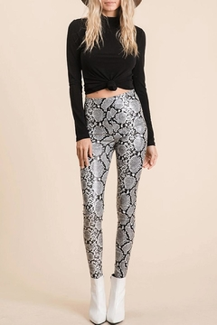 Ces Femme Snake Liquid Leggings - Product List Image