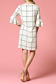 Ces Femme The Lanie Dress - Back cropped