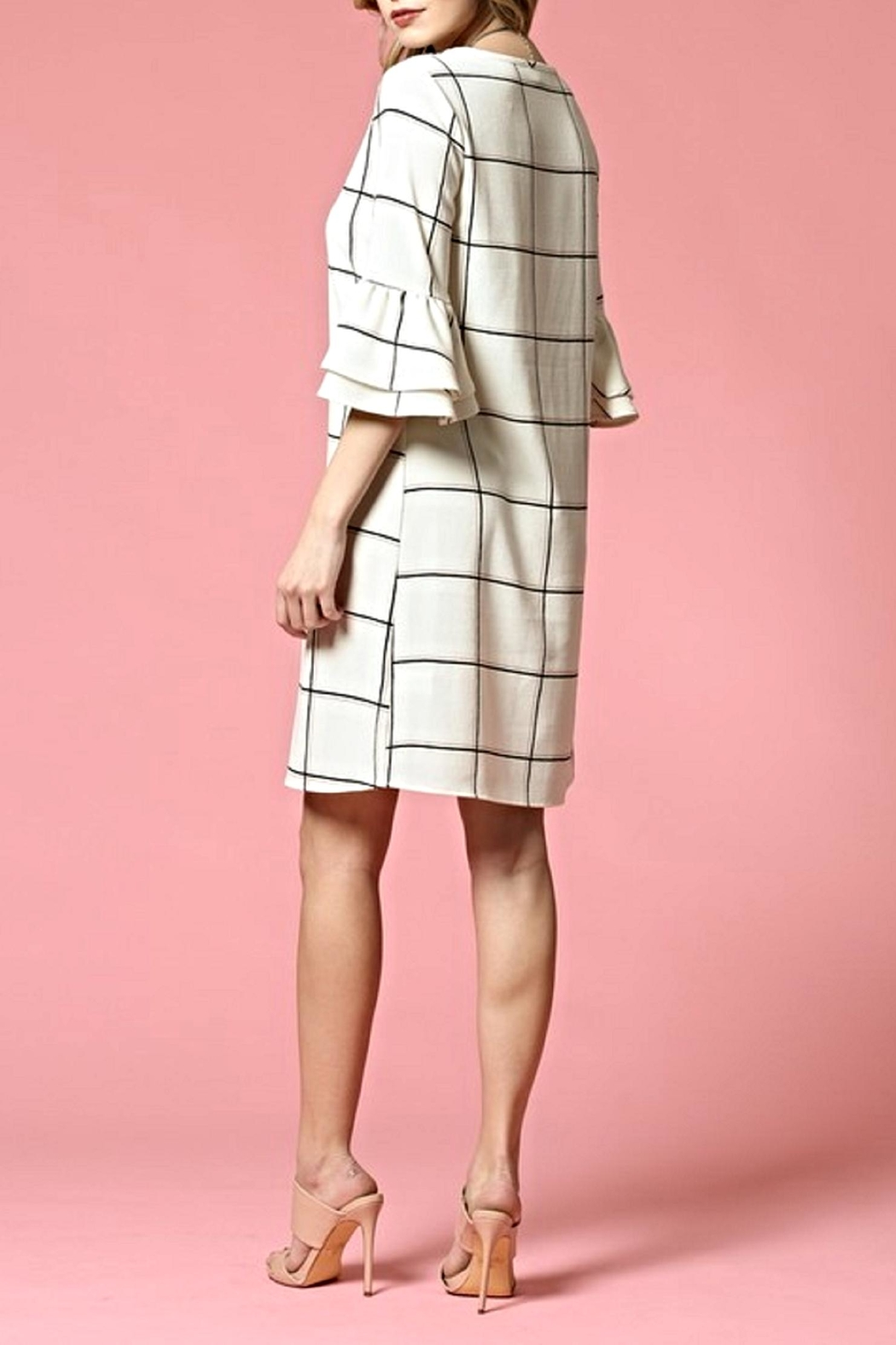 Ces Femme The Lanie Dress - Side Cropped Image
