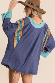 Ces Femme Waffle Knit Top - Other