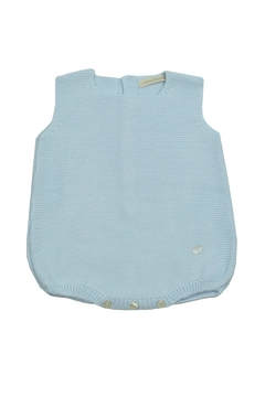 cesar blanco Light Blue Onesie - Product List Image